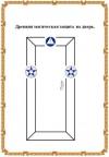 Магическая защита на дверь